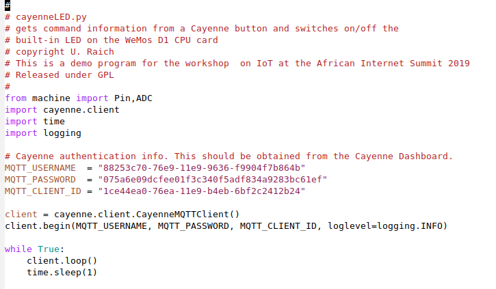 cayenneConnectCode.png